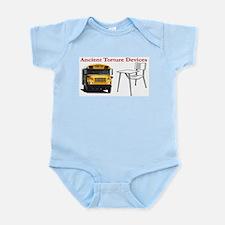 Ancient Torture Devices-2 Infant Bodysuit