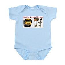Ancient Torture Devices-1 Infant Bodysuit