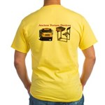 Ancient Torture Devices-1 Yellow T-Shirt