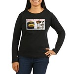 Ancient Torture Devices-1 Women's Long Sleeve Dark