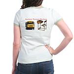 Ancient Torture Devices-1 Jr. Ringer T-Shirt