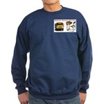 Ancient Torture Devices-1 Sweatshirt (dark)