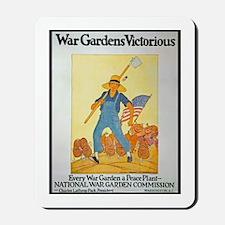 War Gardens Victorious Mousepad