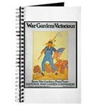 War Gardens Victorious Journal