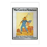 War Gardens Victorious Postcards (Package of 8)