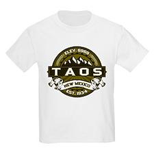 Taos Olive T-Shirt