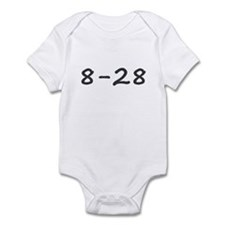 8-28 Infant Bodysuit