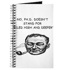 phd joke Journal