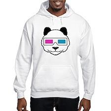 3D Panda Hoodie