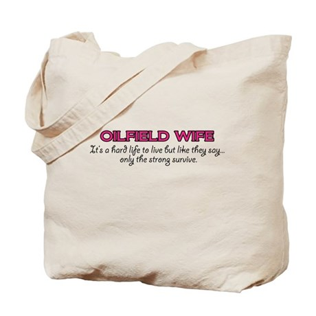 Only the Strong Tote Bag