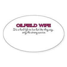 Only the Strong Decal