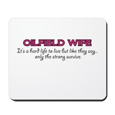 Only the Strong Mousepad