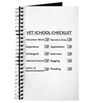 Vet School Checklist Journal