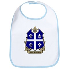 Proud Quebecois Bib