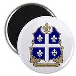 Proud Quebecois Magnet