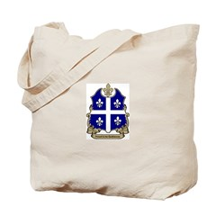Proud Quebecois Tote Bag