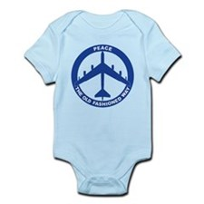 B-52G Peace Sign Infant Bodysuit