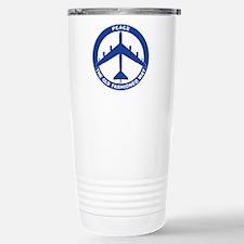 B-52G Peace Sign Travel Mug