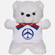 B-52H Peace Sign Teddy Bear