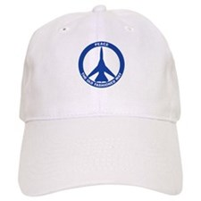 FB-111A Peace Sign Baseball Cap