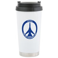 FB-111A Peace Sign Travel Mug