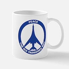 B-1B Peace Sign Mug