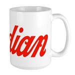 Indian Large Mug
