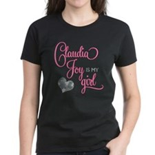 Claudia Joy is my Girl Tee