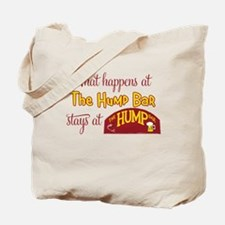 What Happens in the Hump Bar Tote Bag