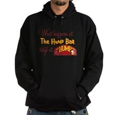 What Happens in the Hump Bar Hoodie