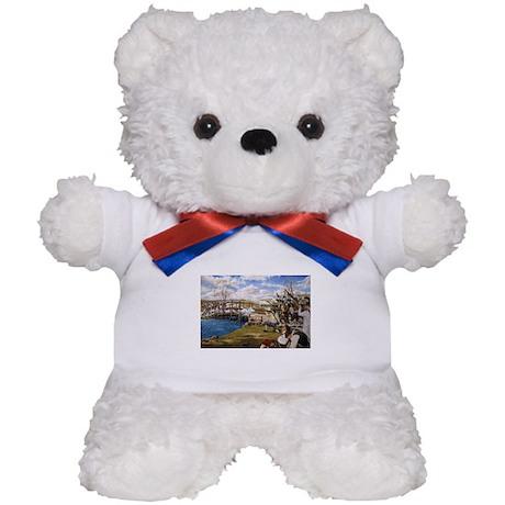 North Bridge Teddy Bear
