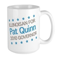 Illinoisan for Quinn Mug