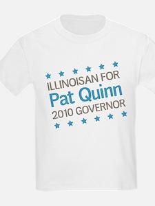 Illinoisan for Quinn T-Shirt