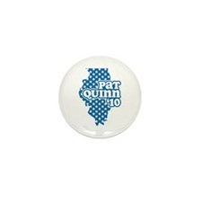 Pat Quinn 2010 Mini Button (100 pack)