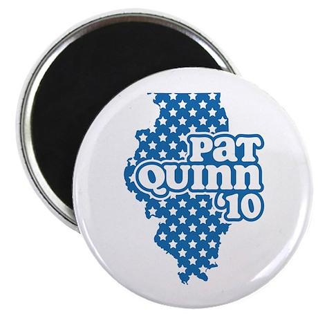 "Pat Quinn 2010 2.25"" Magnet (10 pack)"