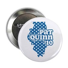 "Pat Quinn 2010 2.25"" Button"