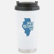 Pat Quinn 2010 Travel Mug