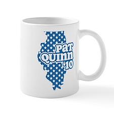 Pat Quinn 2010 Small Mug