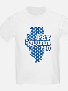 Pat Quinn 2010 T-Shirt