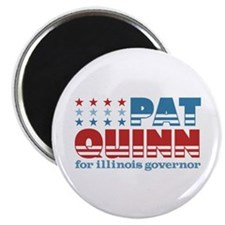 Quinn for Governor Magnet