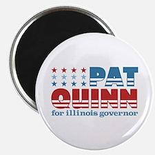 Quinn for Governor Magnet