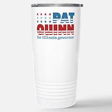 Quinn for Governor Travel Mug