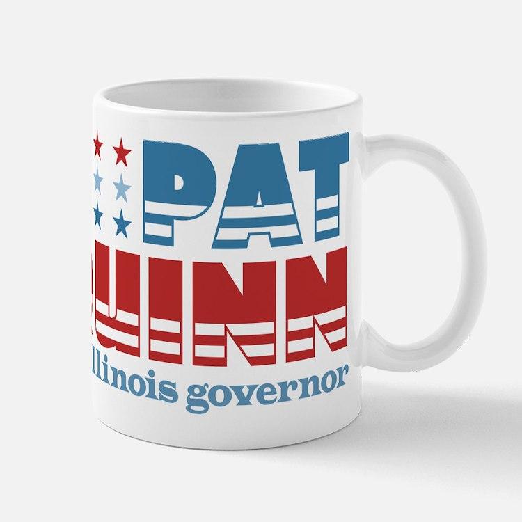 Quinn for Governor Mug