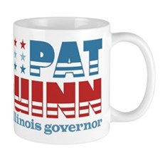 Quinn for Governor Small Mug