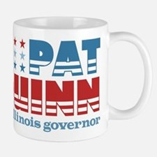 Quinn for Governor Small Small Mug