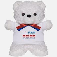 Quinn for Governor Teddy Bear