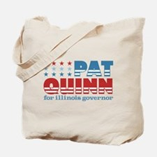 Quinn for Governor Tote Bag
