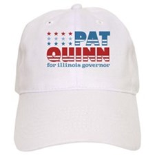 Quinn for Governor Baseball Baseball Cap