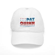 Quinn for Governor Baseball Cap