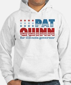 Quinn for Governor Hoodie